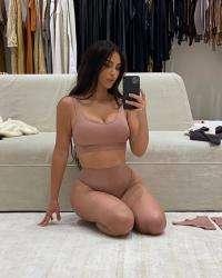Kim Kardshian foto facebook