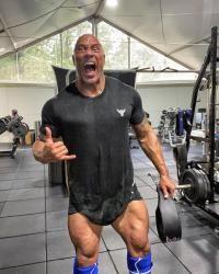 Dwayne Johnson, instagram