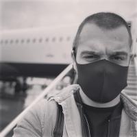 George Pisterenu, foto instagram