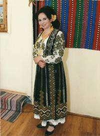 Ghergina Stancu. Foto:Facebook
