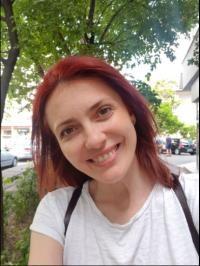 Ioana Cătălina Pavel, facebook