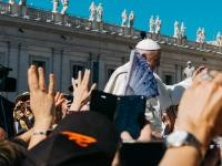 Papa Francisc. Unsplash.com/ Autor Kai Pilger