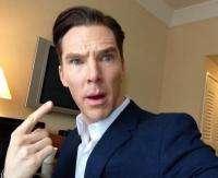 Benedict Cumberbatch. Foto Facebook