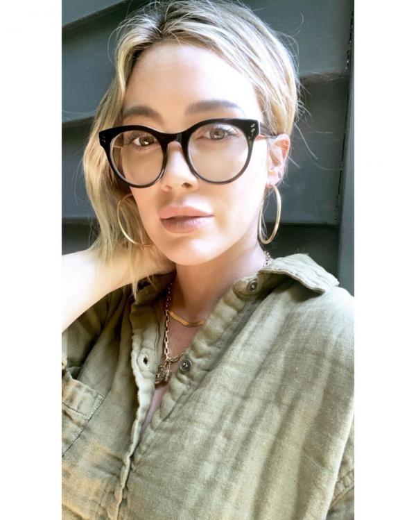 Hilary Duff, foto instagram