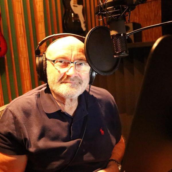 Phil Collins, instagram