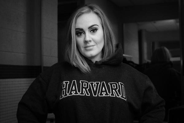 Adele. Foto Facebook