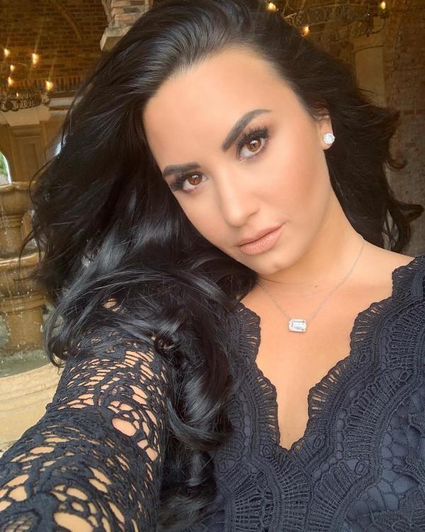 Demi Lovato, foto instagram