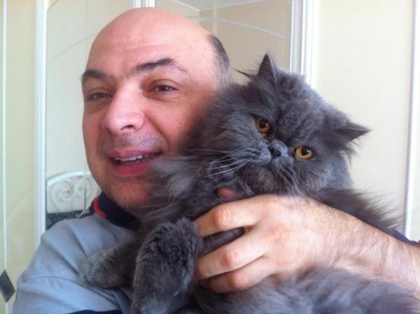 Constantin Zamfirescu, facebook