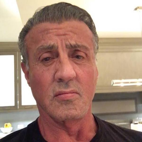 Sylvester Stallone, instagram