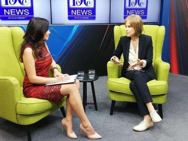 Dr. Mihaela Bilic, la interviurile Spectacola