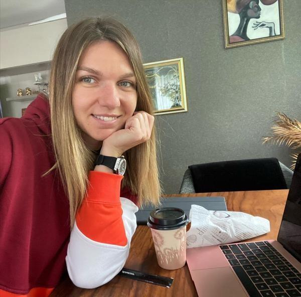 Simona halep, foto Instagram