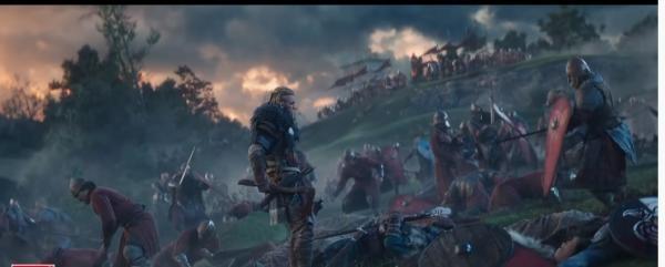 caprura foto YouTube Assassin's Creed Valhalla - Official Trailer