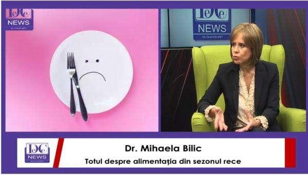 Dr Mihaela Bilic - Interviurile DC Media Group