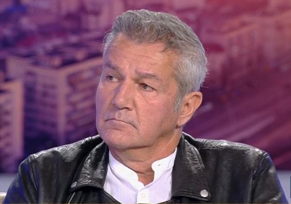 Dan Bittman. Captura foto Sinteza zilei, Antena 3