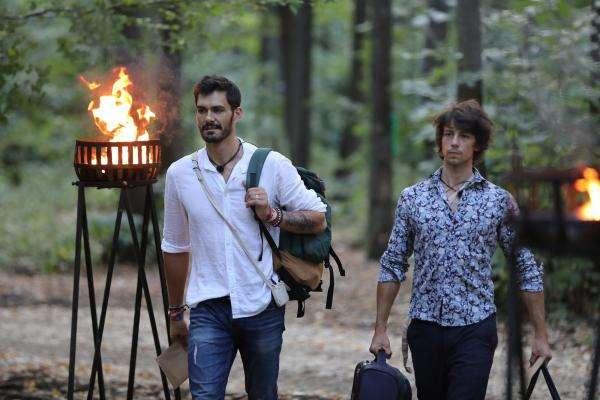 Paul Burcea și Paul Diaconescu. Foto: ProTv