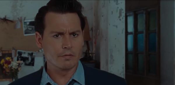Johnny Deep, Captura foto Youtube/the Tum Diary Trailer