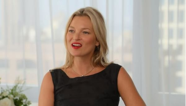 Kate Moss / Captura foto Youtube/Today