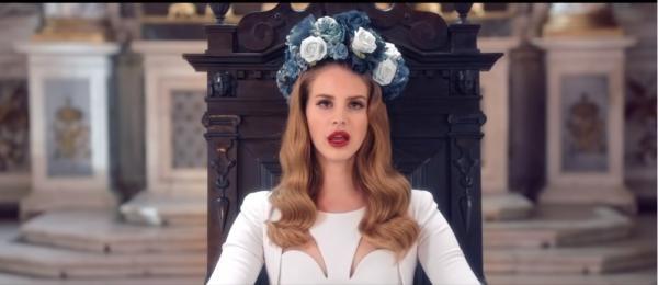 Lana del Rey în clipul Born to die. Foto: Captura Video Youtube/Lana Del Rey