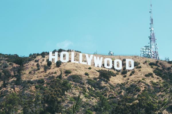 Hollywood, foto unplash