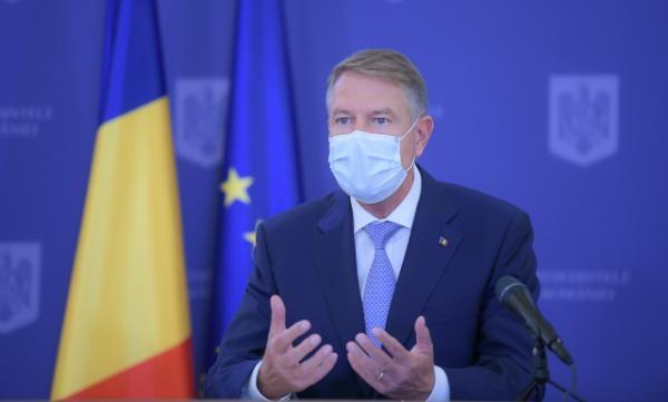 Klaus Iohannis, Președintele României / presidency.ro/