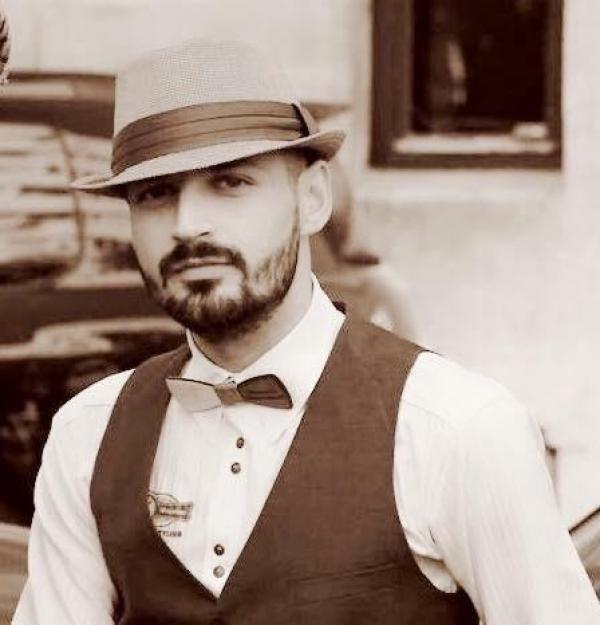 Adrian Niculescu, foto arhivă personală
