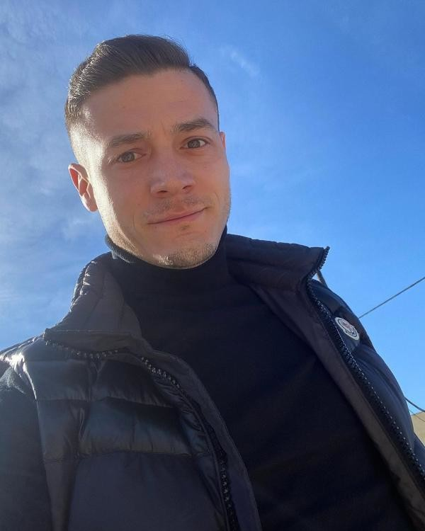 Gabriel Torje, foto Instagram