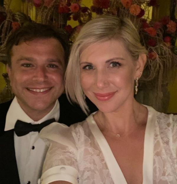 Zac Williams și soția sa/Foto Twitter