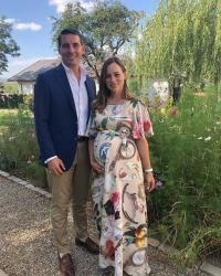 Nicolae al României și Alina Binder. Foto Instagram