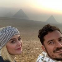 Katy Perry și Orlando Bloom, foto instagram