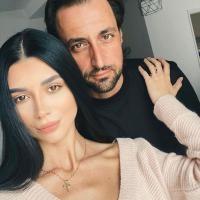 Denis Ștefan și Cristina, foto Instagram