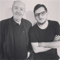 Radu Buzăianu și Vladimir Găitan. Foto Facebook
