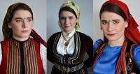 Kira Hagi ,,Women from different cultures through the eyes of make-up'', foto: Dana Eliza Șerdean