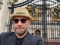 John Travolta, instagram