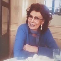 Sophia Loren, facebook