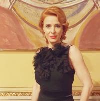 Monica Davidescu, foto Facebook
