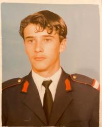 Dan Cruceru, foto Arhiva personală
