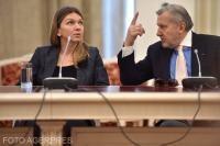 Ilie Năstase și Simona Halep. Foto Agerpres.