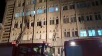 Incendiu la ATI Piatra Neamț FOTO: https://www.ziarpiatraneamt.ro/
