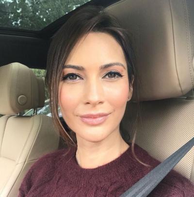 Andreea Berecleanu, foto instagram