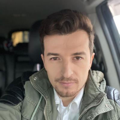 Radu Sârbu, foto instagram