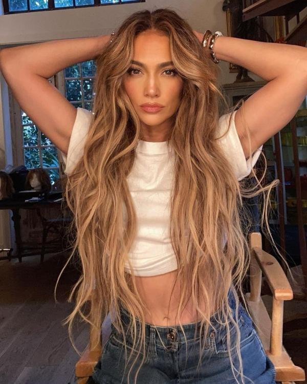 Jenifer Lopez, foto Instagram