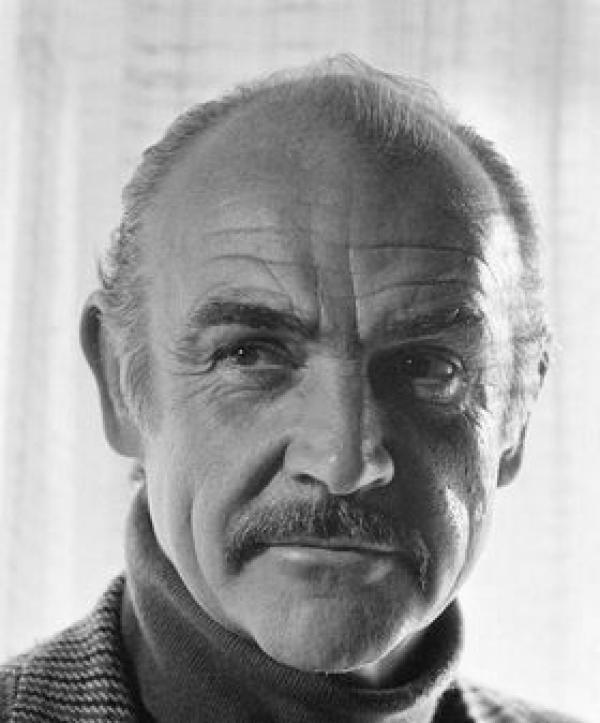 Sean Connery, foto Pixabay