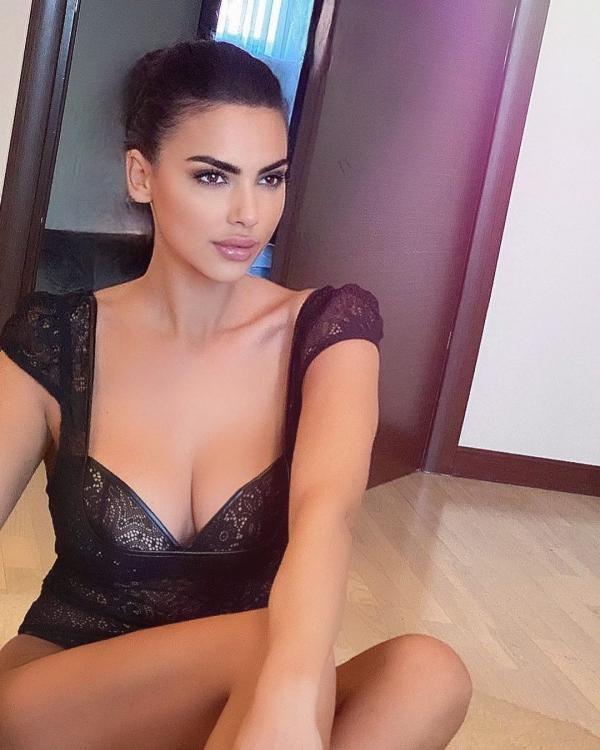 Lavinia Pârva- Bănică, foto Instagram
