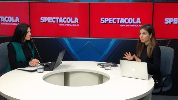 Daniela Simulescu la Spectacola de weekend