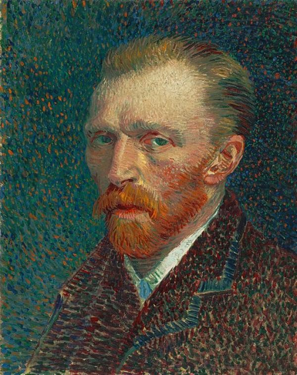 Van Gogh, foto Wikimedia Commons