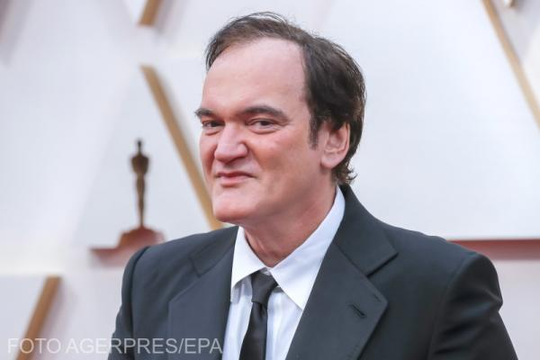 Regizorul Quentin Tarantino, foto Agerpres