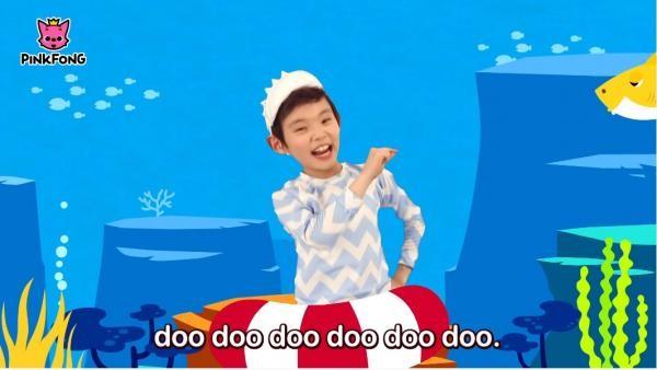 Baby Shark, sursa foto Youtube/ Pinkfong! Kids' Songs & Stories