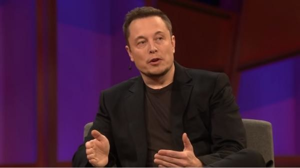 Elon Musk, captura foto YouTube/ Ted