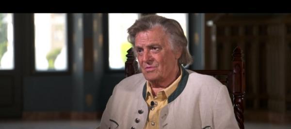 Florin Piersic, Captură foto YouTube/ Reteaua de idoli TVR