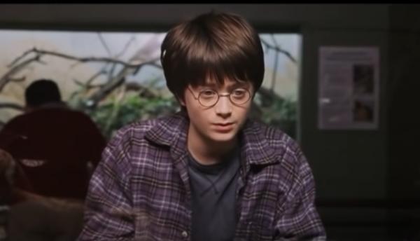 Harry Potter, captură foto Youtube